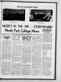 Volume 19, Issue 14: April 17, 1940 North Park Press