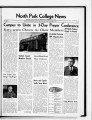 Volume 31, Issue 1: October 1, 1952 North Park Press