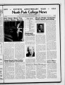 Volume 29, Issue 14: April 25, 1951 North Park Press