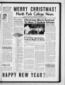 Volume 34, Issue 6: December 8, 1954 North Park Press