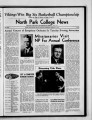 Volume 31, Issue 10: February 25, 1953 North Park Press