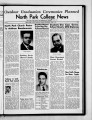 Volume 33, Issue 17: June 2, 1954 North Park Press