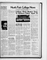 Volume 27, Issue 13: April 7, 1948 North Park Press
