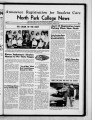 Volume 34, Issue 12: March 23, 1955 North Park Press