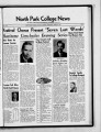 Volume 30, Issue 12: March 26, 1952 North Park Press