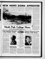 Volume 34, Issue 9: February 9, 1955 North Park Press