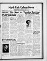 Volume 28, Issue 10: February 23, 1949 North Park Press
