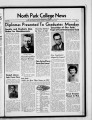 Volume 30, Issue 17: June 4, 1952 North Park Press