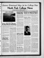 Volume 33, Issue 15: May 5, 1954 North Park Press