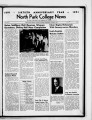 Volume 30, Issue 1: October 3, 1951 North Park Press