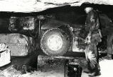 Loading a coal buggy
