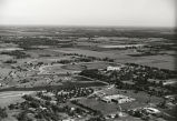 Aerial view of DuQuoin