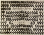 1919 Graduating Class, Rush Medical College