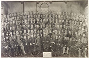 1884 Graduating Class, Rush Medical College