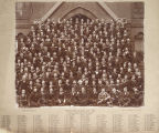 1896 Graduating Class (B), Rush Medical College