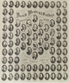 1898 Graduating Class (A), Rush Medical College