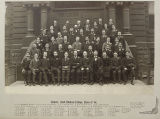 1898 Graduating Class (B), Rush Medical College