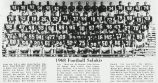 1968 Football Salukis