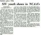 SIU youth shows in NCAA's