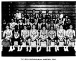 The 1953-54 Southern Saluki Basketball Team
