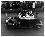 Homecoming Parade Car, 1951