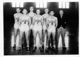 Southern Illinois Normal University Basketball Team 1940