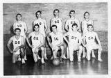 Southern Illinois Normal University Basketball Team 1947