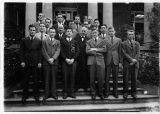 Southern Illinois Normal University Basketball Team in Mexico City 1938