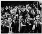 National Invitational Basketball Tournament Southern Illinois Crowds 1967