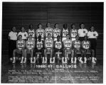 Southern Illinois University Basketball Team 1966-1967