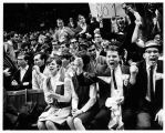 National Invitational Basketball Tournament Southern Illinois Crowd 1967