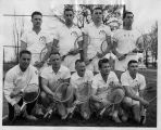 Southern Illinois University Tennis Team 1953