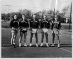 Southern Illinois Normal University Tennis Big Five 1947