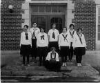 Upper Classmen Basketball 1929