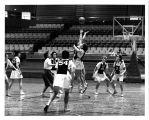 Women's Basketball Game - 1970s