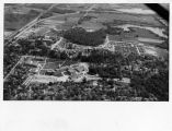 Southern Illinois University Campus Aerial Looking South Circa 1953-1956