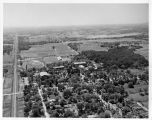 Southern Illinois Normal University Campus Aerial Looking South Circa 1938-1941