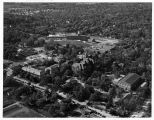 Southern Illinois University Campus Aerial Looking Northwest 1952