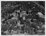 "Southern Illinois University ""Old Campus"" Aerial Looking North Circa 1925-1941"