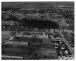 Southern Illinois University Campus Aerial Looking West 1959