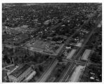 Southern Illinois University Campus Aerial Looking Northwest 1959