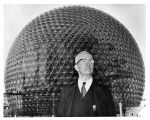 Buckminster Fuller and his Expo 67 Dome