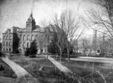 Old Main and Altgeld Hall
