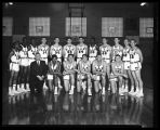 Men's Basketball Team, 1962-1963