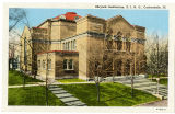 Shryock Auditorium Postcard