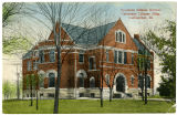 Wheeler Library Postcard
