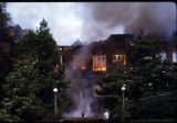 Old Main Fire