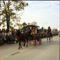 Homecoming Parade Carriage