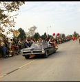 SIU Students in the Homecoming Parade