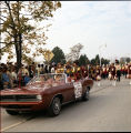 SIU Women in Homecoming Parade